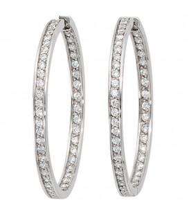 Creolen 925 Sterling Silber - 4053258101100