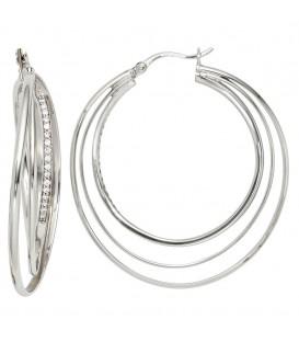 Creolen 925 Sterling Silber - 4053258221150