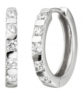 Creolen 925 Sterling Silber - 4053258329313