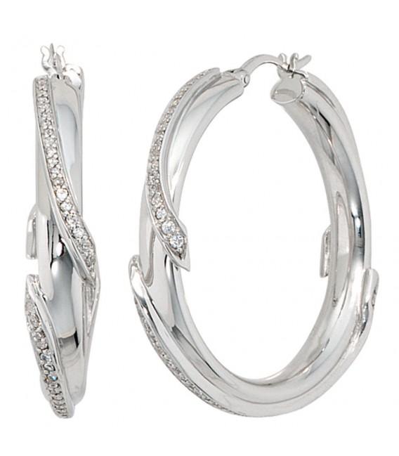 Creolen 925 Sterling Silber - 4053258100110