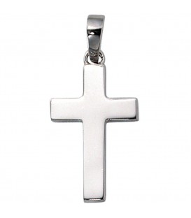 Anhänger Kreuz 925 Sterling - 4053258098264