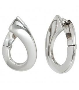 Creolen 925 Sterling Silber - 4053258219386 Produktbild