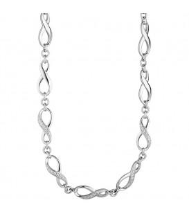 Collier Halskette Unendlich 925 - 4053258308660 Produktbild
