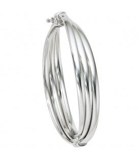 Armreif Armband oval 925 - 4053258218884