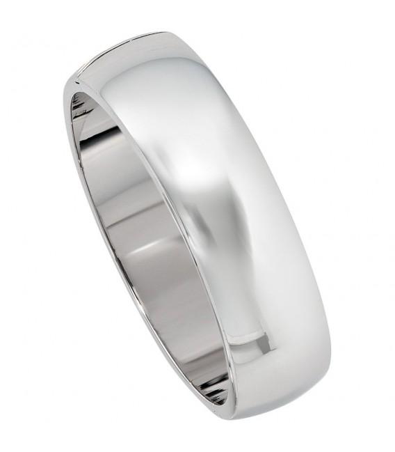 Armreif Armband oval breit - 4053258098929