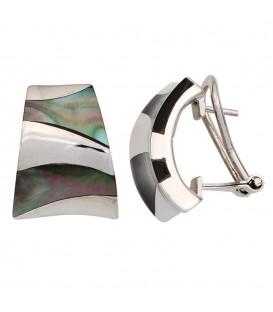 Halbcreolen 925 Sterling Silber - 4053258266137