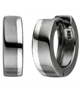 Creolen 925 Sterling Silber - 4053258330326