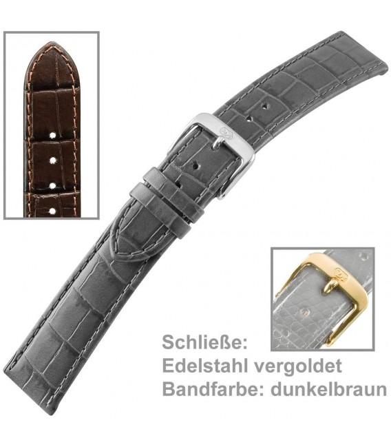 Uhrenarmband Men 22mm -
