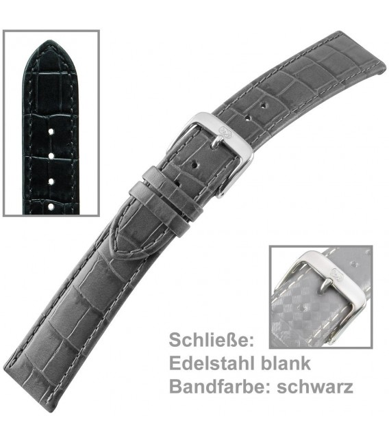 Uhrenarmband Men XL 20mm -