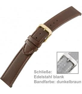 Uhren-Armband Men 16mm Edelstahl -