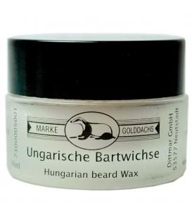 Golddachs Ungarische Bartwichse - 4011648050001