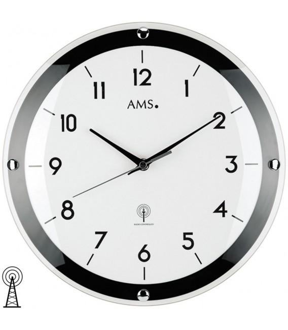 AMS 5906 Wanduhr Funk - 4037445139190