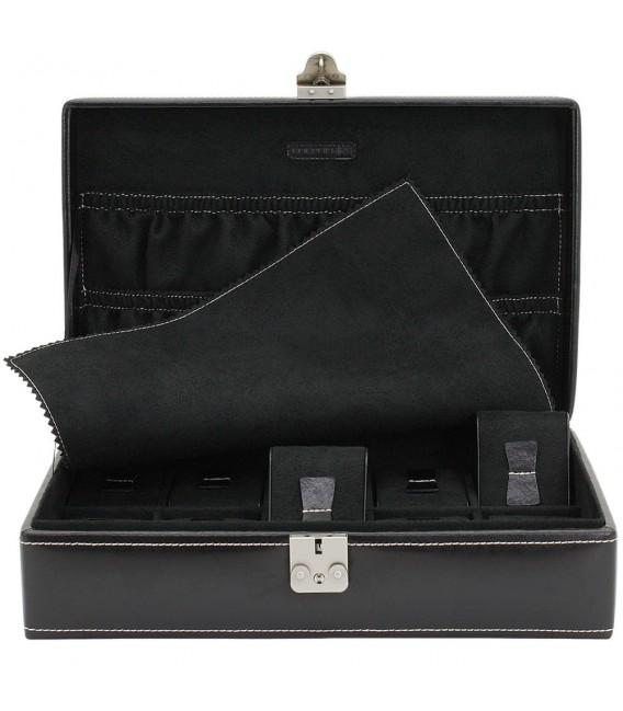 Friedrich Lederwaren Uhrenkoffer Uhrenkasten - 4010878261225 Zoom