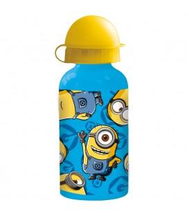 MINIONS Kinder Trinkflasche aus - 4043891241547