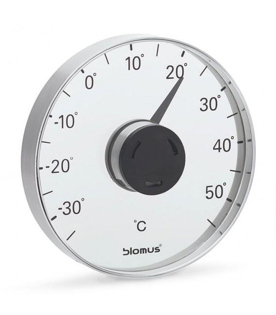 Blomus Fensterthermometer GRADO Edelstahl - 4008832652462