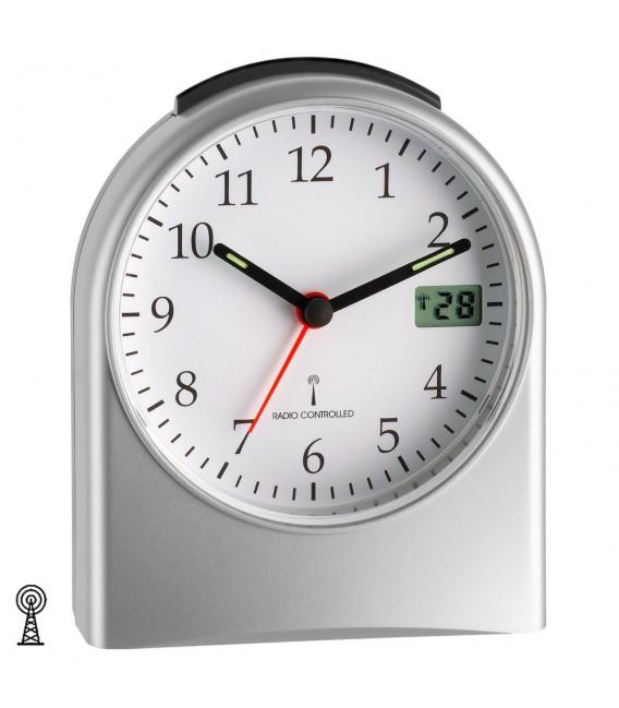 TFA Funk-Wecker digitale Sekundenanzeige - 4009816014016