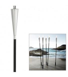 Blomus Gartenfackel ORCHOS Edelstahl - 4008832650925 Produktbild