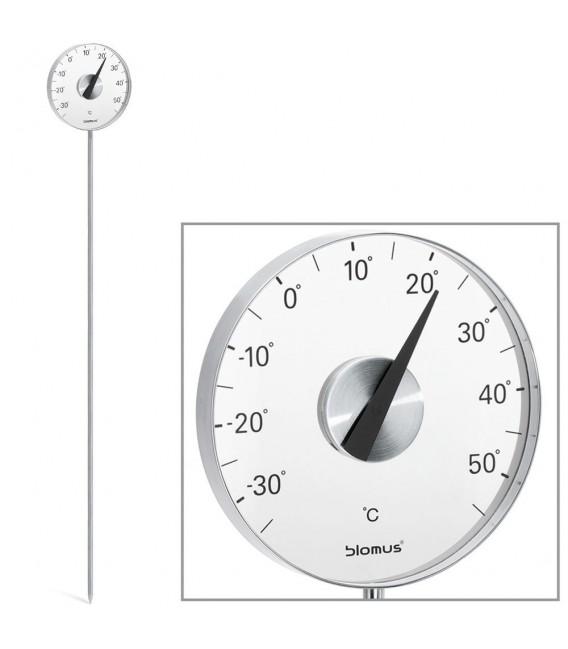 Blomus Gartenthermometer GRADO Edelstahl - 4008832652424