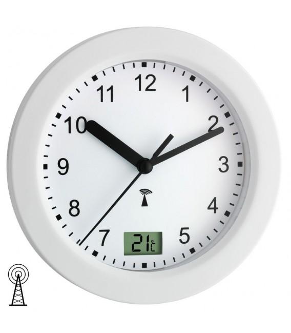 TFA Funk-Badezimmeruhr Kunststoff mit - 4009816019554