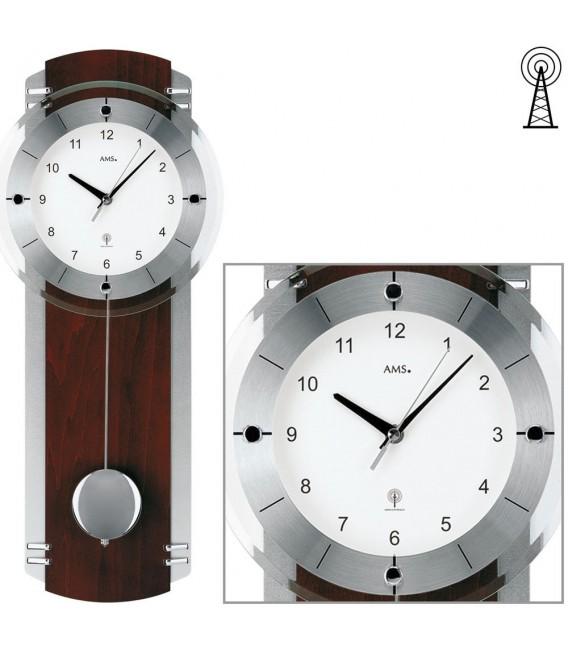 AMS 5245/1 Wanduhr Funk - 4037445138537