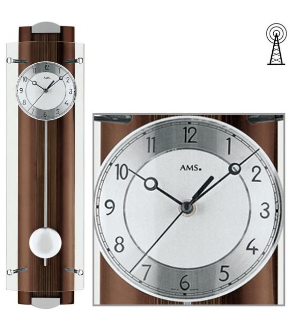 AMS 5259/1 Wanduhr Funk - 4037445140417