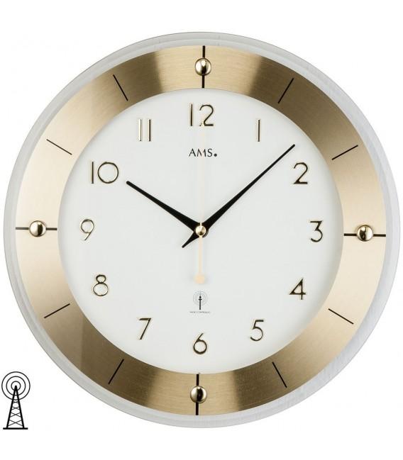 AMS 5850 Wanduhr Funk - 4037445141803