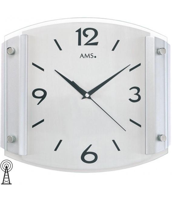 AMS 5938 Wanduhr Funk - 4037445141926