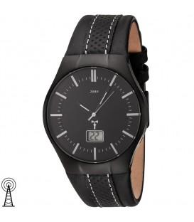 JOBO Herren Armbanduhr Funk - 4053258323519