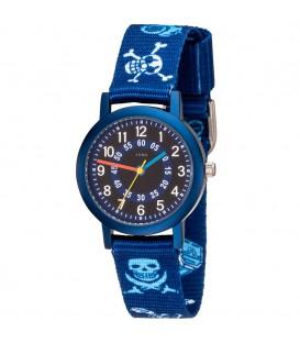 JOBO Kinder Armbanduhr Pirat - 4053258322857