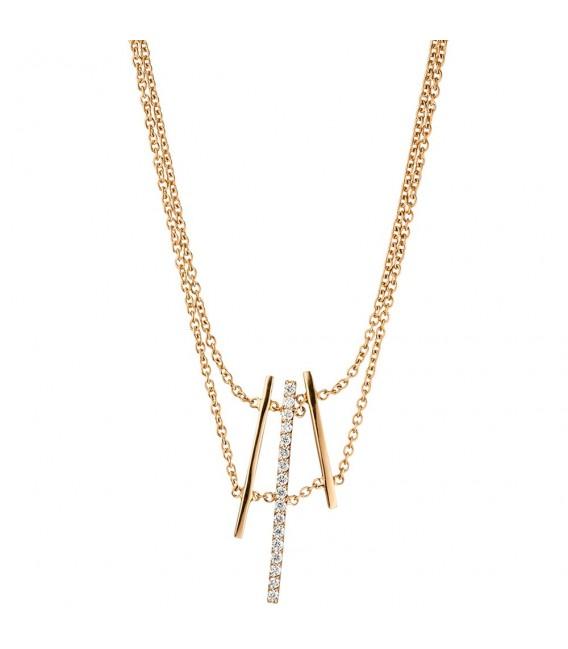 Collier Halskette 585 Gold - 4053258320198 ...
