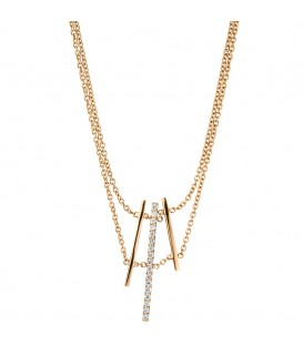 Collier Halskette 585 Gold - 4053258320198