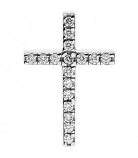 Anhänger Kreuz schmal 585 - 4053258308400 Produktbild