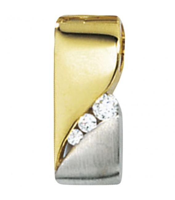 Anhänger 333 Gold Gelbgold - 4053258047392