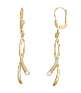 Boutons 375 Gold Gelbgold - 4053258249604