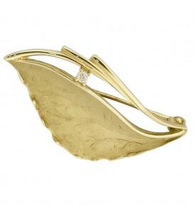 Brosche 333 Gold Gelbgold - 4053258047224