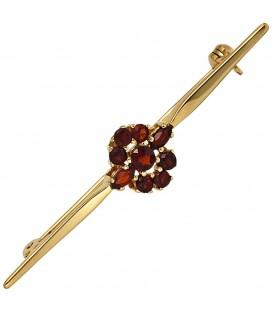 Brosche 375 Gold Gelbgold - 4053258204696
