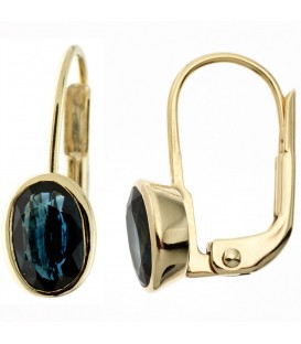 Boutons oval 333 Gold - 4053258227114