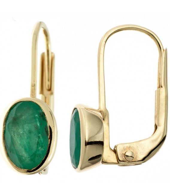 Boutons oval 333 Gold - 4053258227213