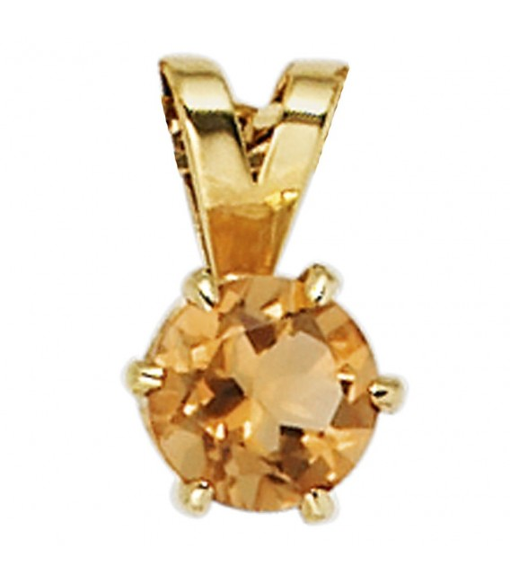 Anhänger 585 Gold Gelbgold - 4053258204917