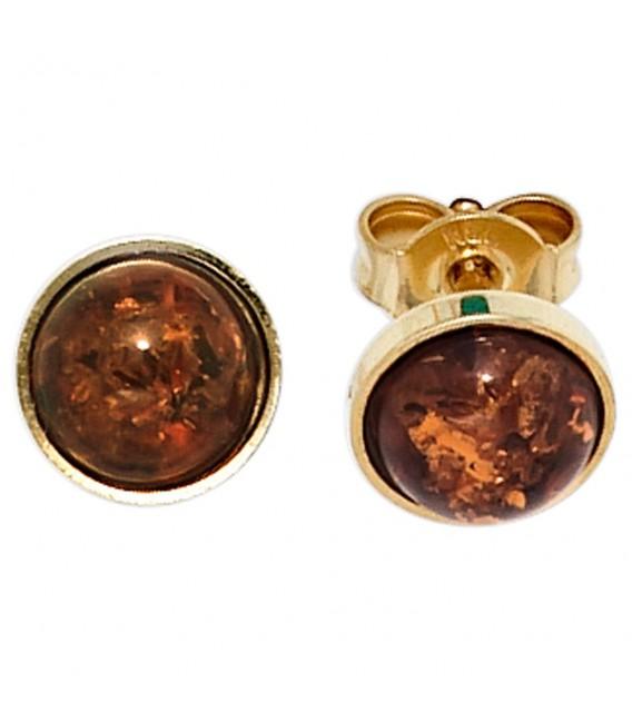 Ohrstecker rund 333 Gold - 4053258207970