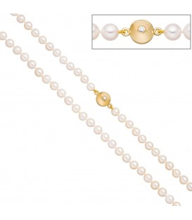 Perlenkette aus Akoya Perlen - 4053258322246