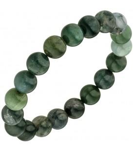 Armband Moosachat grün 19 - 4053258342121