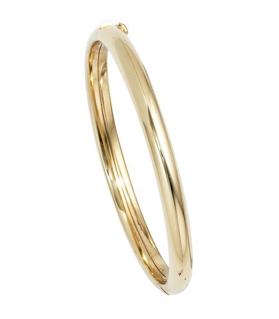 Armreif Armband oval 585 - 4053258210093