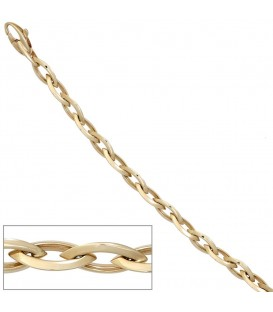 Armband 585 Gold Gelbgold - 4053258255322