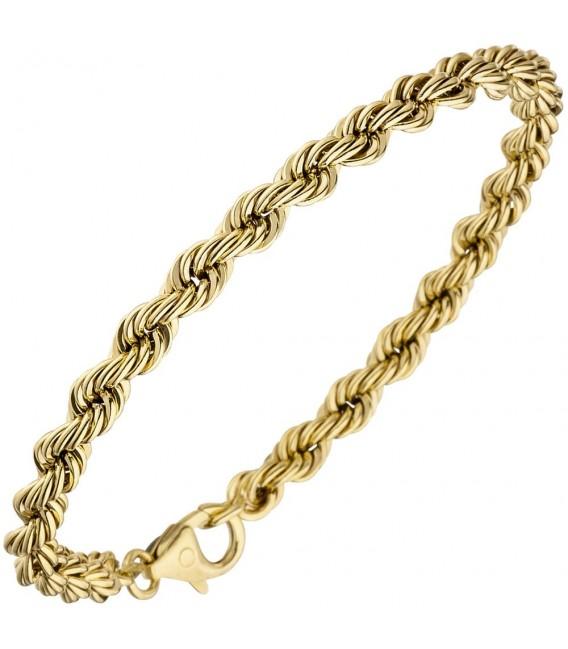 Kordelarmband 585 Gold Gelbgold - 4053258210154