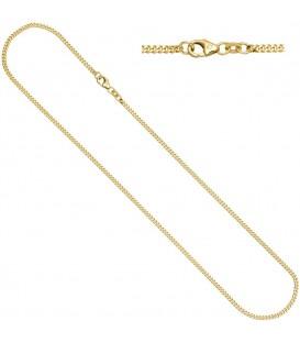 Panzerkette 585 Gelbgold diamantiert - 4053258064788 Produktbild