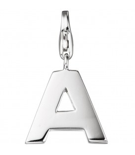 Einhänger Charm Buchstabe A - 4053258310496