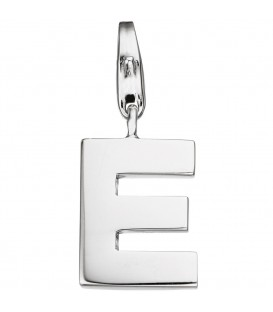 Einhänger Charm Buchstabe E - 4053258310533