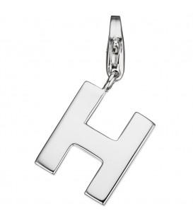 Einhänger Charm Buchstabe H - 4053258310571