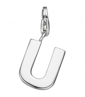 Einhänger Charm Buchstabe U - 4053258307373